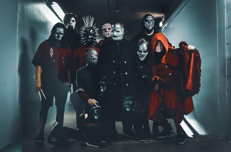 "Grupė ""Slipknot"""