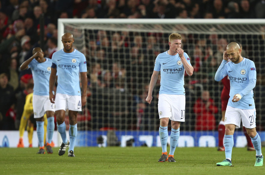 """""""Liverpool"""" – """"Manchester City"""""""