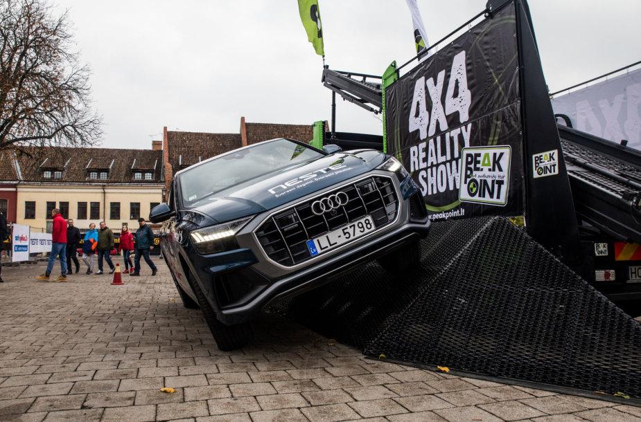 Lietuvos metų automobilio konkurso rinkimų atidarymas