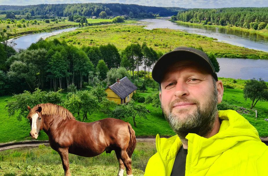 1003 km žygis Lietuvoje