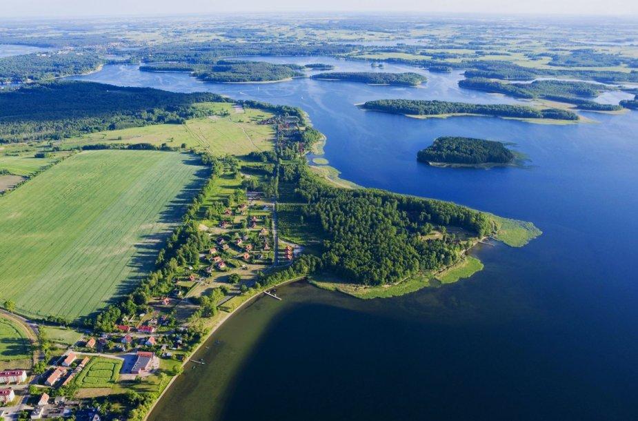 Visai šalia Lietuvos – vienas gražiausių Lenkijos regionų Mozūrija
