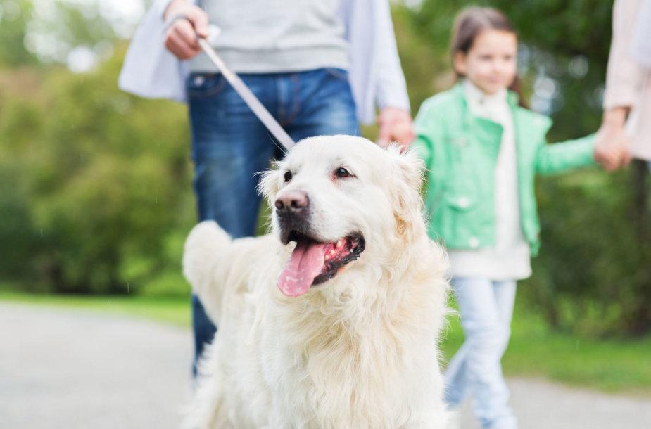 Pasivaikščiojimas su šunimi
