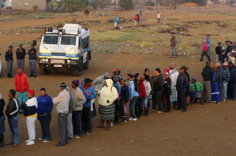 Parlamento rinkimai Pietų Afrikos Respublikoje