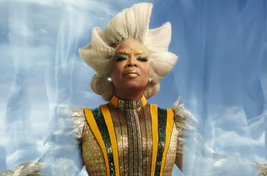 """Oprah Winfrey filme """"Laiko vingis"""""""