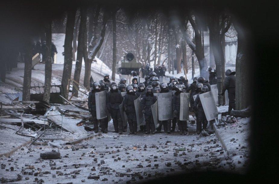 """Berkut"" Kijeve"