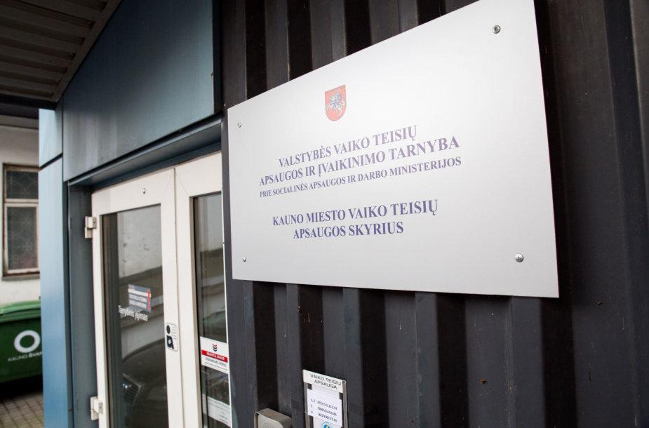 Kauno miesto vaikų teisių apsaugos tarnyba
