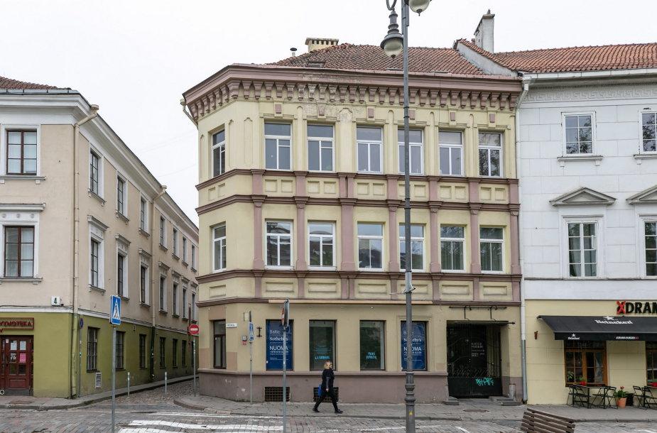 Šioje vietoje įsikurs Vilniaus miesto muziejus