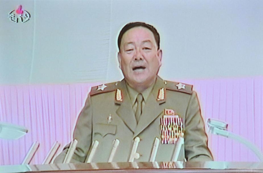 Kim Yong-Cholas