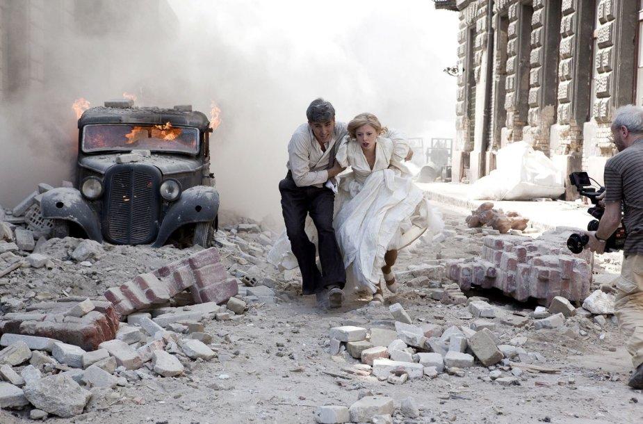 """Filmas """"Bombardavimas"""""""