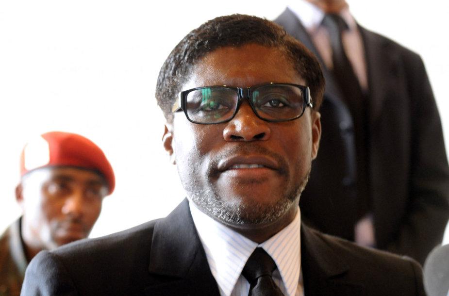 Teodoras Obiangas Nguema