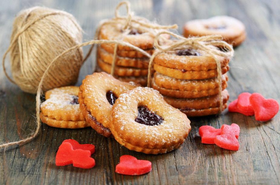 Sausainiai.
