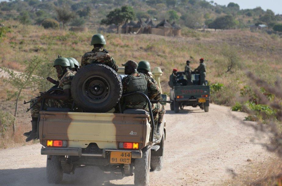 Kamerūno kariuomenė