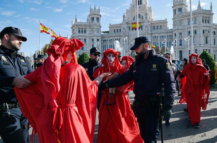 Demonstracija Madride