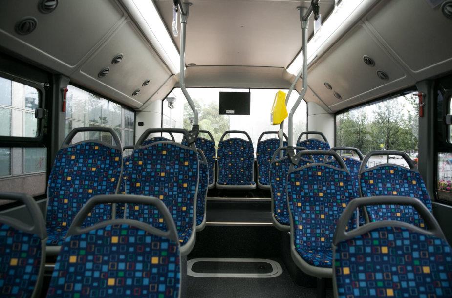 Nauji Vilniaus autobusai