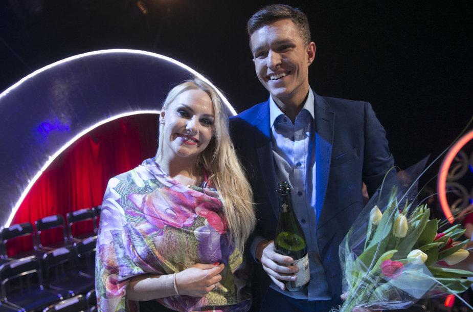 Martynas Kavaliauskas ir Rusnė Jankauskytė