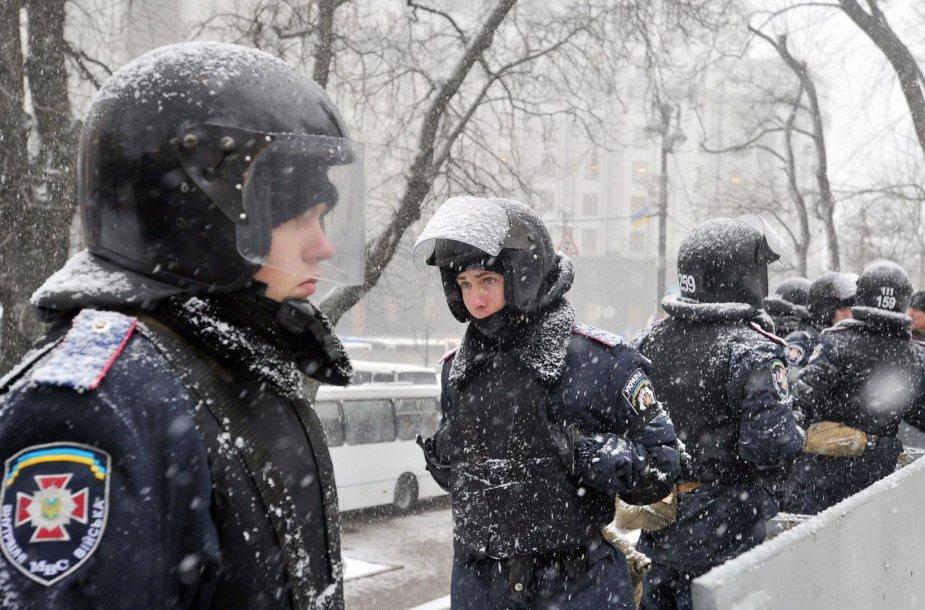 Milicija Kijeve