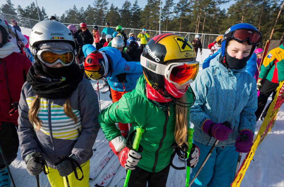 """""""LTeam"""" olimpinis žiemos festivalis Druskininkuose"""