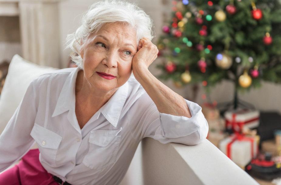 Solidaus amžiaus moteris