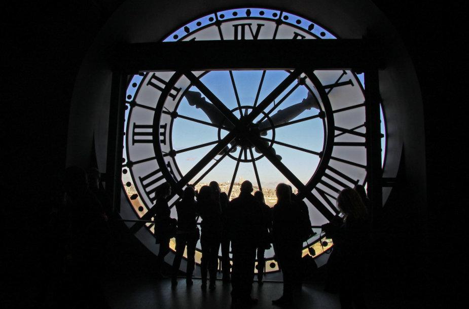 Orsė muziejus Paryžiuje