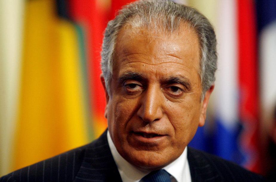 Zalmay Khalilzadas