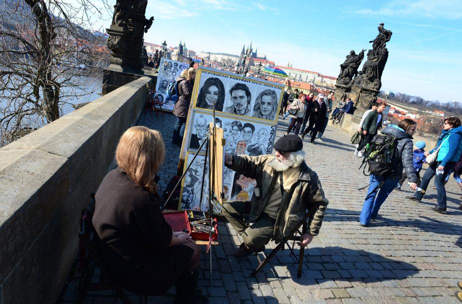 Praha kovo mėnesį