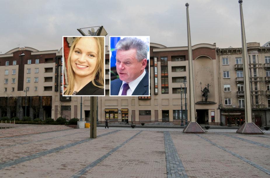 Karolina Narkevič ir Jaroslav Narkevič