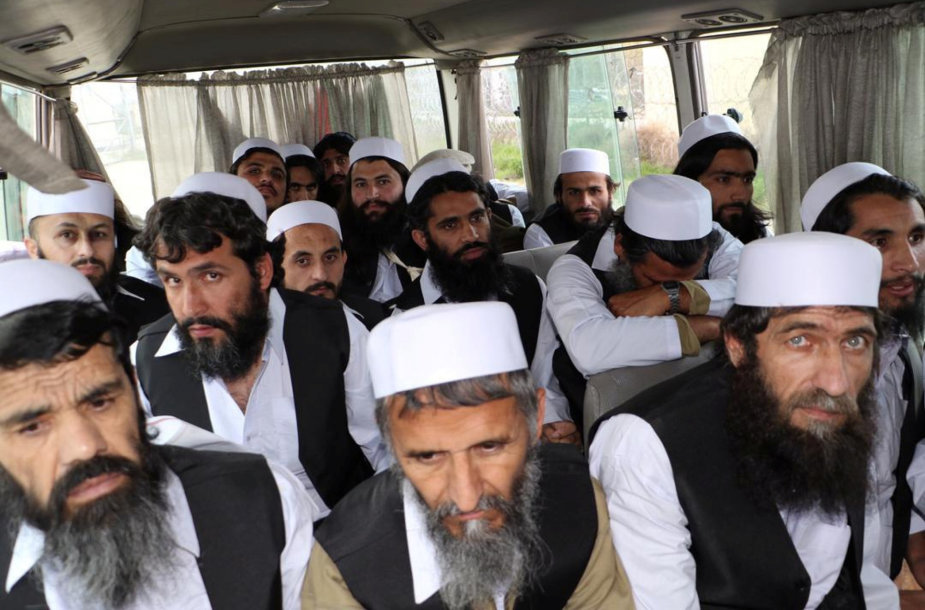 Talibano kaliniai