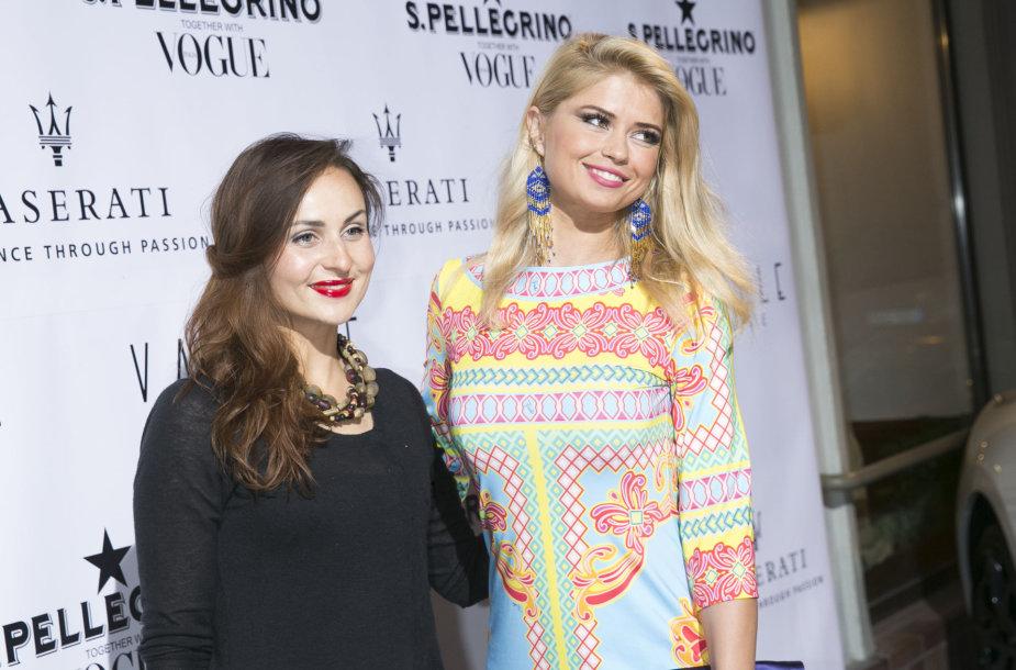Eglė Veršininienė ir Jolanta Leonavičiūtė