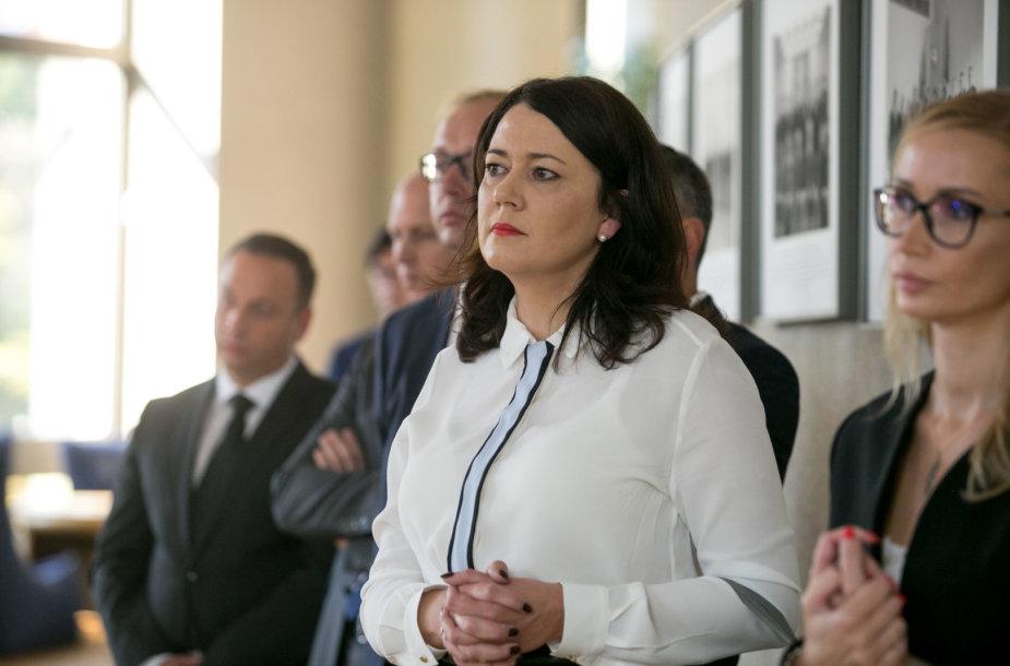 """Maxima LT"" generalinė direktorė Kristina Meidė"