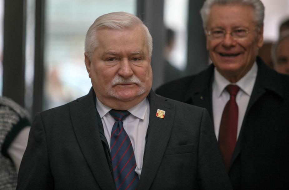 Lechas Walesa, Lenkijos prezidentas