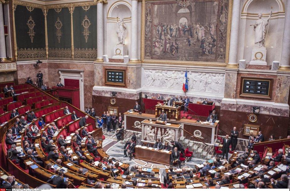 Prancūzijos parlamentas