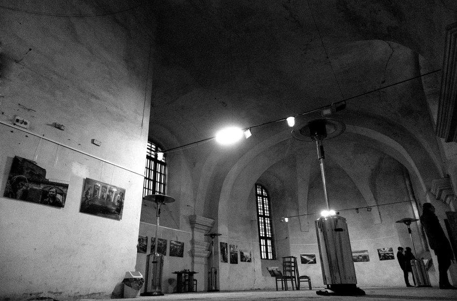 Šv. Mergelės Marijos Ramintojos bažnyčia
