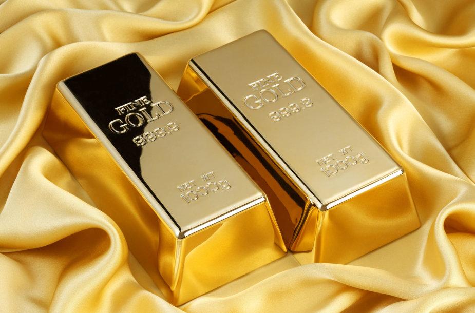 Auksas / 123rf.com nuotr.
