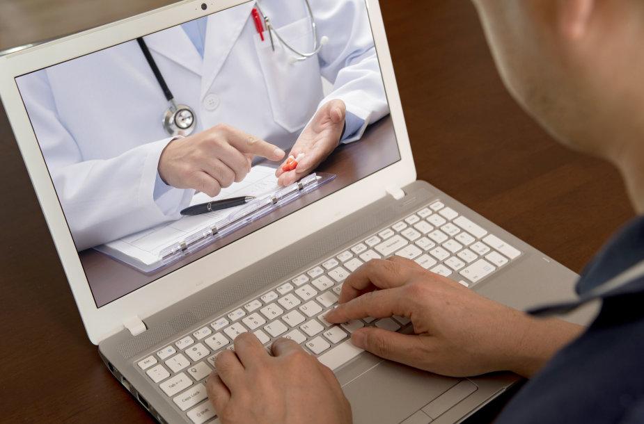 """Daktaras """"Google"""" ir daktaras """"Bing"""" yra du patys nemėgstamiausi medicinos specialistai tarp tikrų medicinos specialistų"""