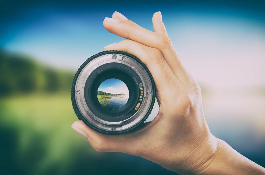 Fotoobjektyvas