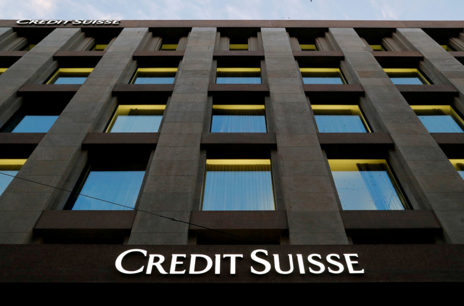 """Bankas """"Credit Suisse"""""""