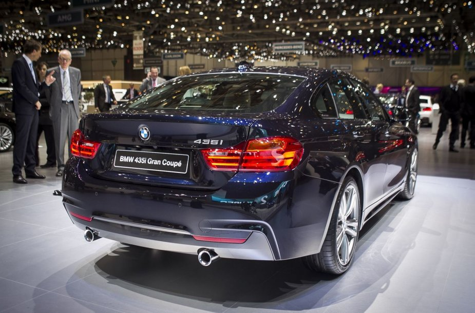 """BMW 435i Gran Coupe"""