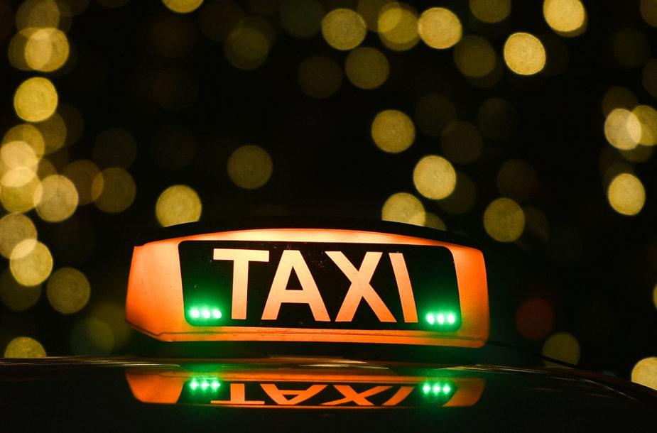Taksi Rusijoje