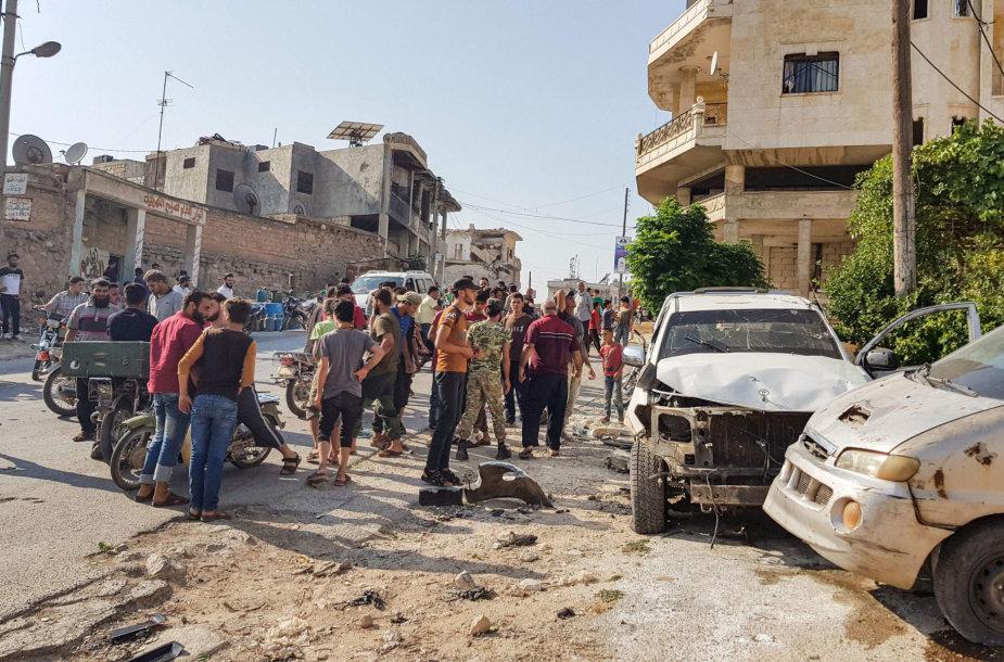 Sirijos Idlibo provincija