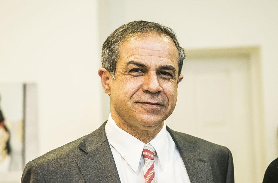 Izraelio ambasadorius Amiras Maimonas