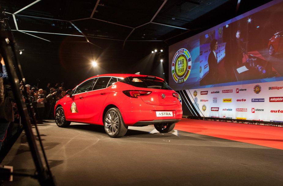 Europos metų automobilio apdovanojimai