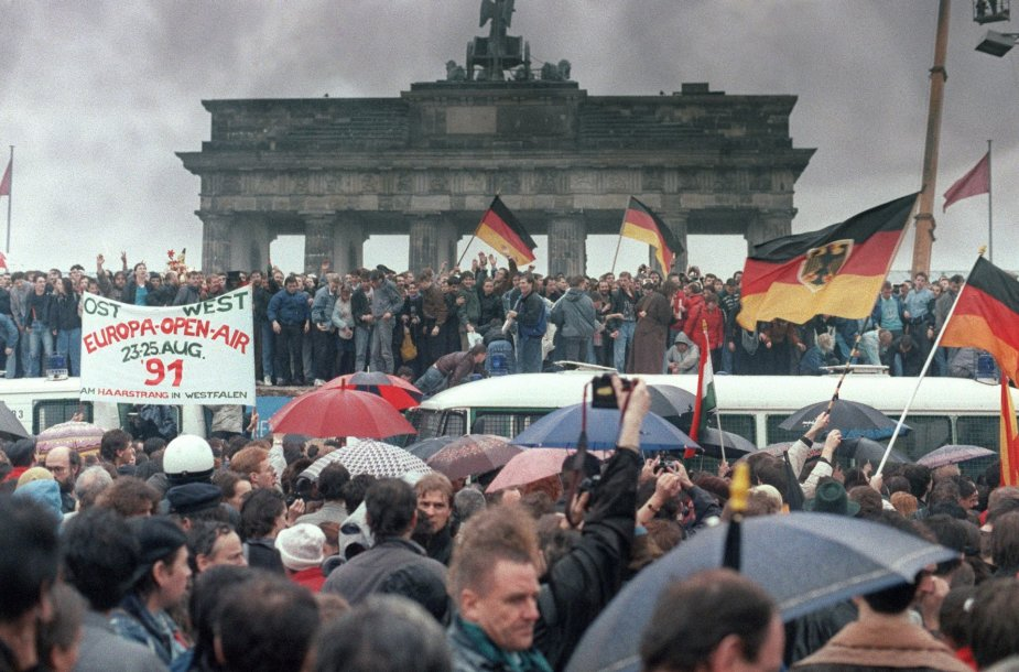 Berlyno siena 1987 m.
