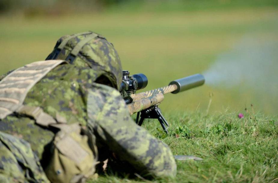 Kanados kariuomenės šaulys