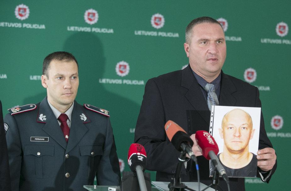 Linas Pernavas ir Darius Žukauskas