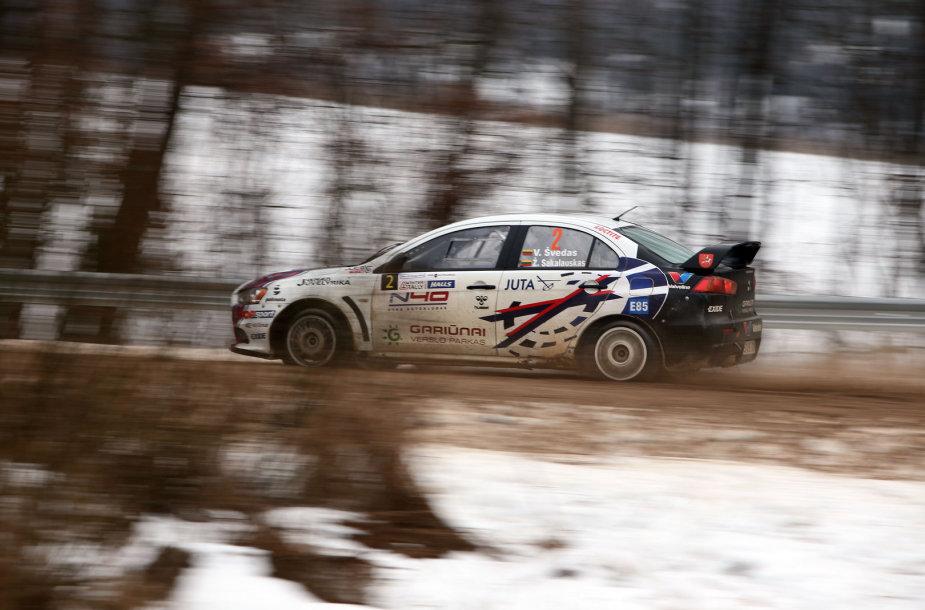 """Halls Winter Rally"": 7-8 ir 10-11 GR"