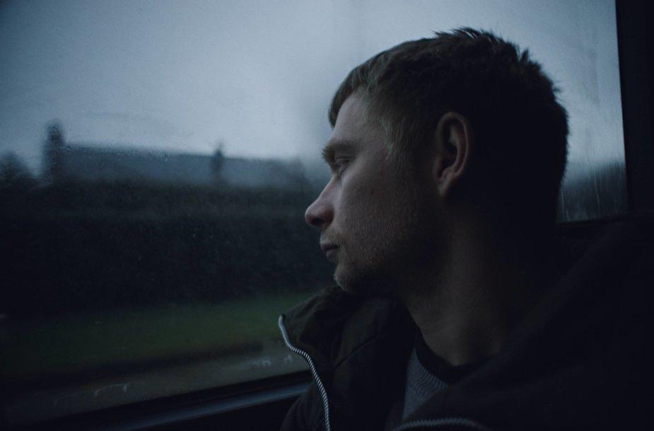 Kadras iš filmo Olegas