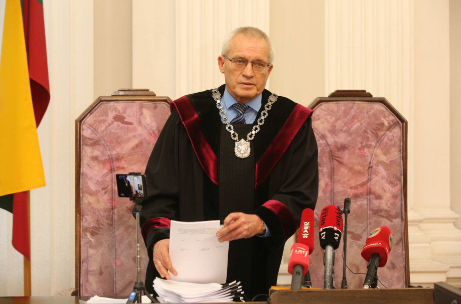 Teisėjas Stasys Lemežis