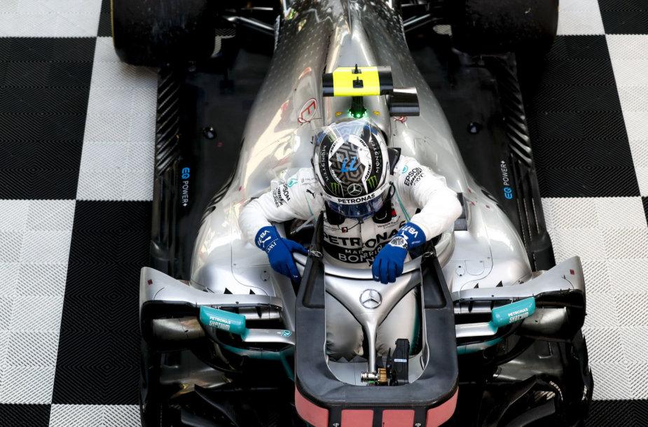 "Valtteri Bottas ""Formulės 1"" Australijos GP"