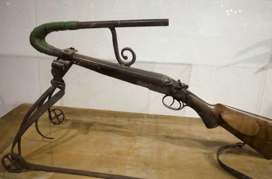 Šautuvas savižudžiui