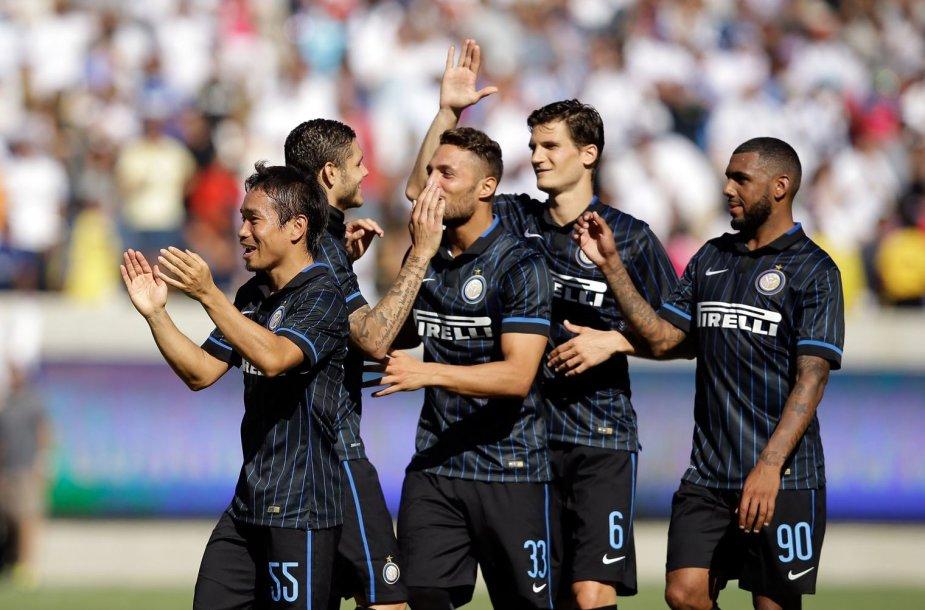 """""""Inter"""" futbolininkai"""